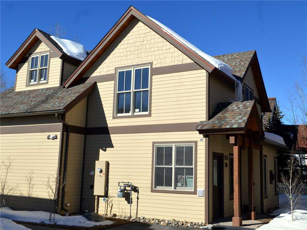 ​Judge Silverthorne Townhome